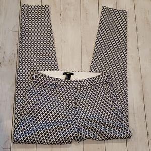 H&m dress pants pattern size2